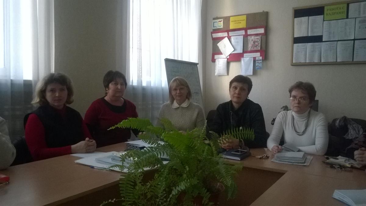 """17.03.2016. Seminar metodic la limba și literatura română """" Calitatea instruirii prin tehnologii moderne""""."""